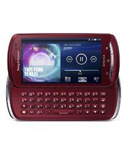 Sony Ericsson Xperia pro - červená