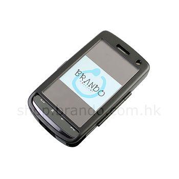 Pouzdro hliníkové Brando - HTC Touch HD (černá)