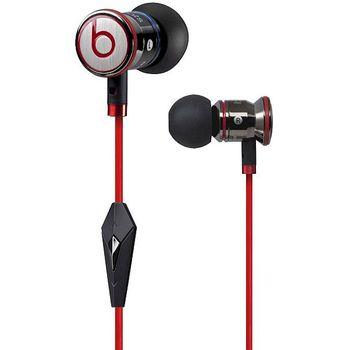 Monster iBeats by Dr.Dre s ovladačem hudby - černá