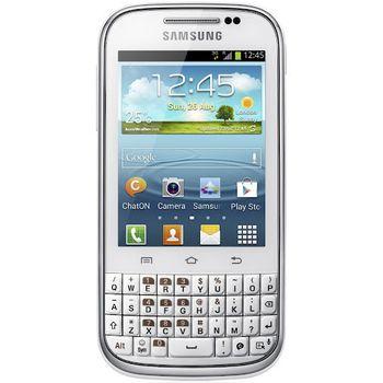 Samsung Ch@t B5330, bílá