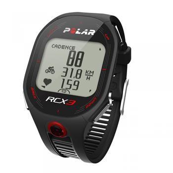 Polar RCX3 Black