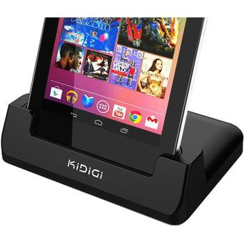 Kidigi dobíjecí a synchronizační kolébka pro Nexus 7