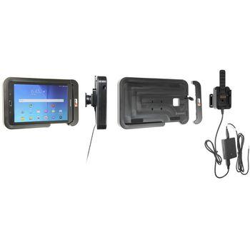 Brodit odolný držák do auta na Samsung Galaxy Tab E 8.0 bez pouzdra, se skrytým nabíjením