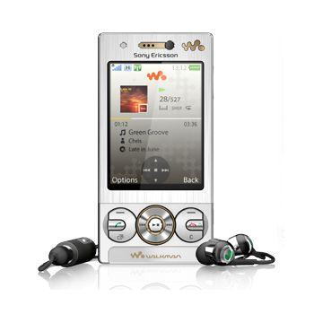 Sony Ericsson W705 Luxury Silver