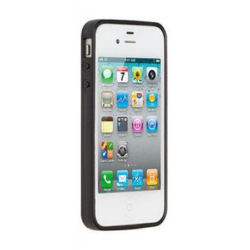 PureGear Slim Shell kryt pro iPhone 4S, černá