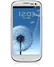 Samsung Galaxy S III bílá + držák do auta Brodit bez nabíjení