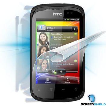 Fólie ScreenShield HTC Explorer Pico - celé tělo