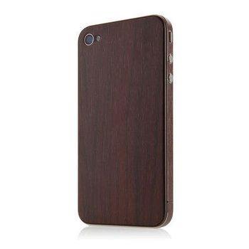 Belkin Apple iPhone 4 Surface 015 (wood), tmavé
