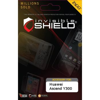 invisibleSHIELD pro Huawei Ascend Y300 - display