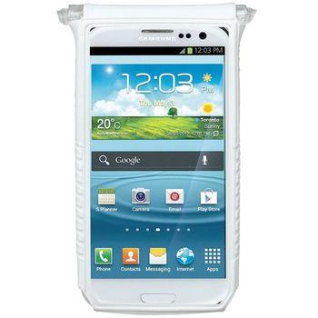 """Topeak SmartPhone Dry Bag 4""""-5"""" bílá"""