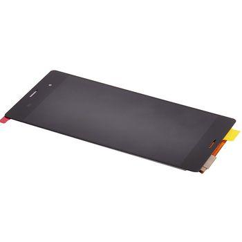 Náhradní díl LCD displej + dotyková deska + přední kryt pro Sony D6603 Xperia Z3, barva měď