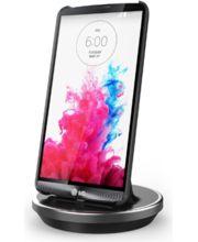Kidigi univerzální dob. a synch. kolébka s Micro USB konektorem pro Nokia, Samsung, LG, černá