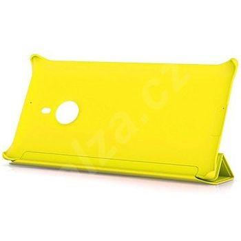 Nokia CP-623  kožené pouzdro pro Lumia 1520 žlutá