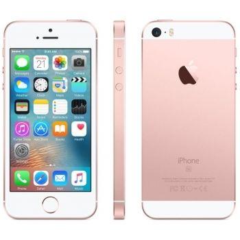 Apple iPhone SE 64GB, růžový