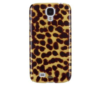 Case Mate Premium Barely There pro Samsung Galaxy S4 - Tortoiseshell