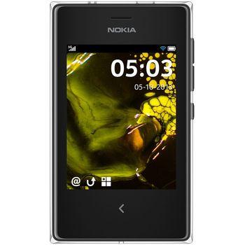 Nokia Asha 503 Single SIM, černá