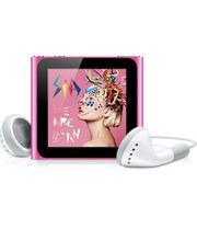 Apple iPod Nano 6th - 8GB (růžová/pink)