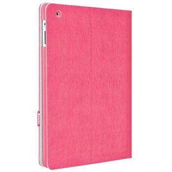 SwitchEasy Exec pouzdro pro iPad růžové