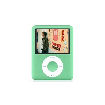 iPod nano 8GB - Green (3rd gen)