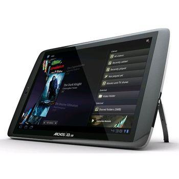 """Archos 101 G9, tablet Android 3.2, 10.1"""" display 1280x800, Wi-Fi, GPS, 8GB, tmavě-šedý"""