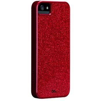 Case Mate Glam pro Apple iPhone 5 - červená
