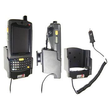Brodit držák do auta na Motorola MC70/MC75 bez pouzdra, s nabíjením z cig. zapalovače
