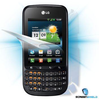 Fólie ScreenShield LG Optimus PRO C660 - celé tělo