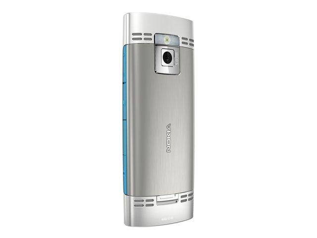 obsah balení Nokia X2-00 Blue + souprava příslušenství do auta Nokia