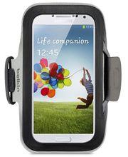 Belkin sportovní pouzdro SlimFit pro Samsung Galaxy S 4, černá