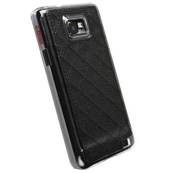 Krusell hard case - Avenyn Undercover - Samsung i9100 Galaxy S II (černá)