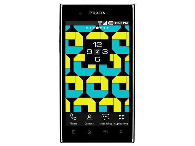 obsah balení LG P940 Prada 3.0 + 4000mAh záložní zdroj a nabíječka vč. micro/mini USB kabelů Belkin