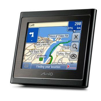 Mio MOOV 200U - mapy Evropy