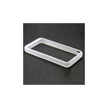 Pouzdro Xqisit iVest pro iPhone 4 bílé + 2x fólie