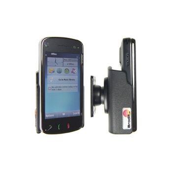 Brodit držák do auta na Nokia N97 bez pouzdra, bez nabíjení