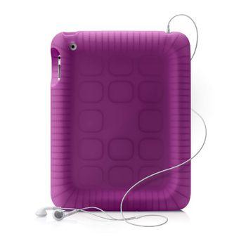 Belkin iPad2 ochranný kryt Bubble Wrap, růžový (F8N611cwC03)