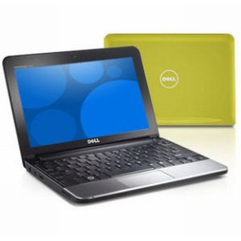 "Dell Inspiron Mini 10""/Atom N270/1GB/160GB/WiFi/CAM/BT/WSVGA/XP/zelený"