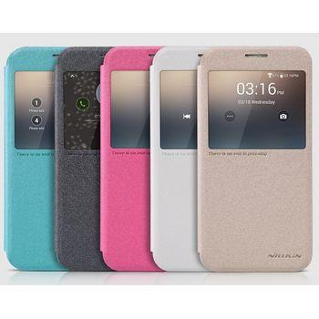 Nillkin Sparkle S-View Pouzdro pro Samsung G920 Galaxy S6, bílý