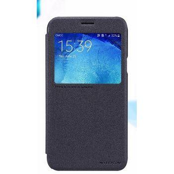 Nillkin Sparkle S-View Pouzdro pro Samsung J500 Galaxy J5, černé