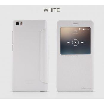 Nillkin Sparkle S-View Pouzdro pro Xiaomi Hongmi NOTE, bílý