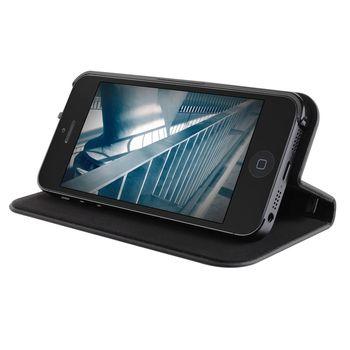 Artwizz SeeJacket Folio pouzdro pro iPhone 5 - černé