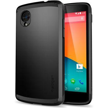 Spigen pouzdro Slim Armor pro Nexus 5, černá