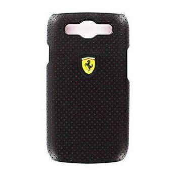 Ferrari Challenge kožený zadní kryt pro Galaxy S3
