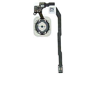 Náhradní díl Home tlačítko s flex kabelem pro Apple iPhone 5S, šedé