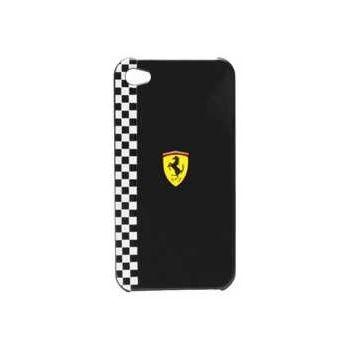 Ferrari Formula zadní kryt pro iPhone 4/4S, černý