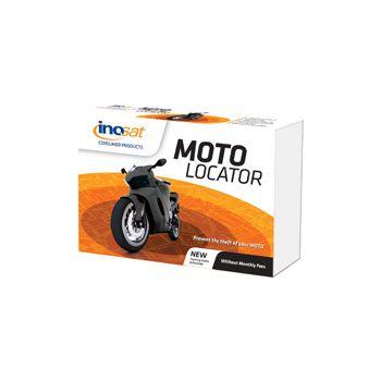 Inosat Moto Locator, sledování motocyklů bez poplatků - předváděcí kus - plná záruka