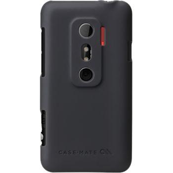 Case Mate pouzdro Barely There Black pro HTC Evo 3D