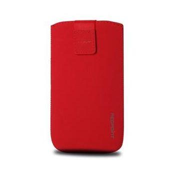 Redpoint pouzdro Velvet, velikost XL, červená