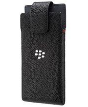 BlackBerry kožené pouzdro Holster pro  BlackBerry Z20 (Rio), černé