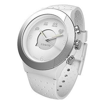 COGITOwatch Fit 3.1. bluetooth hodinky, bílé