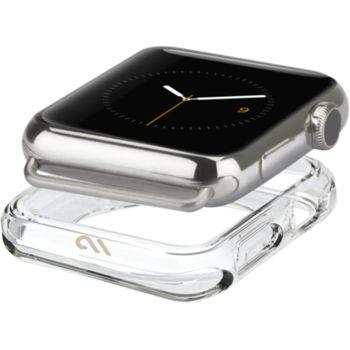 Case Mate ochranný kryt Tough Naked pro Apple Watch 38mm, transparentní